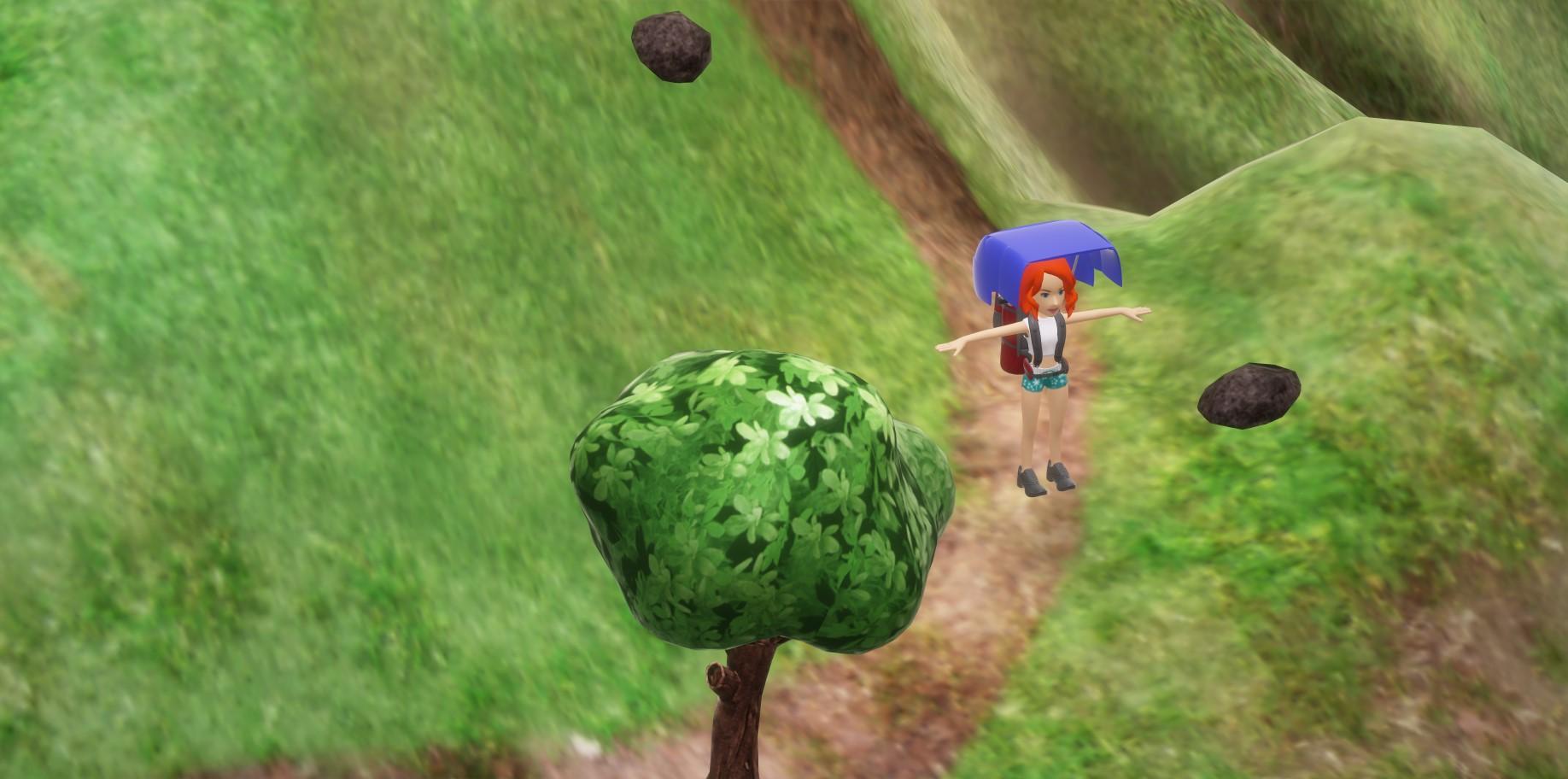 Nevon Rain Sensing Motorized Umbrella