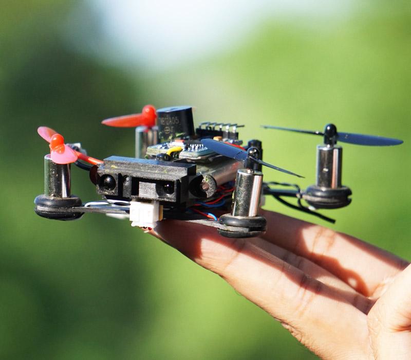 Nevon LIDAR Micro Done With Proximity Sensing