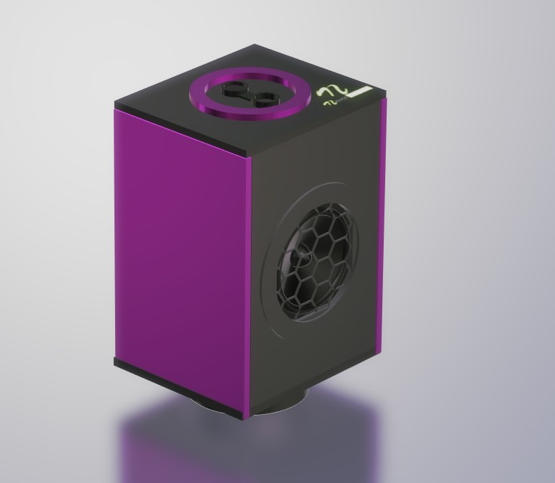 Nevon Gesture Control DIY Bluetooth Speaker