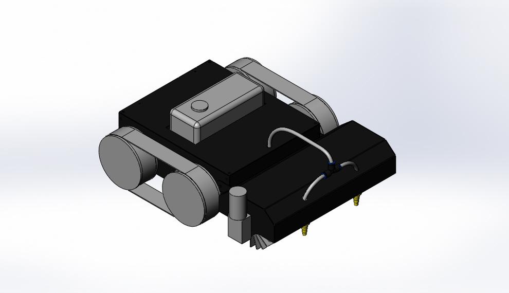 Nevon Solar Panel Cleaning Robot