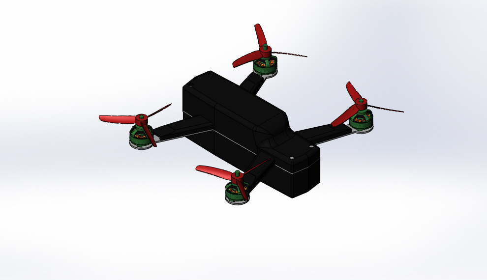 Nevon Waterproof Action Camera Drone