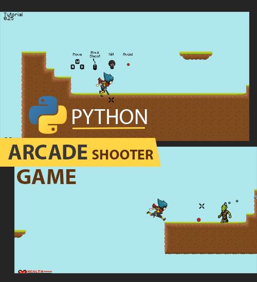 Nevon Arcade Shooter Game Python