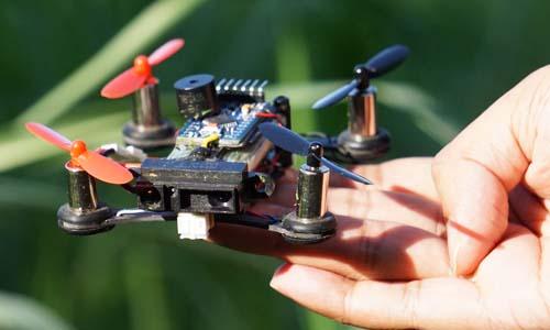 LIDAR Micro Drone